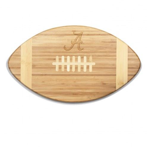 Alabama Crimson Tide Touchdown Cutting Board