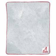 Alabama Crimson Tide Two-Tone Sherpa Throw Blanket