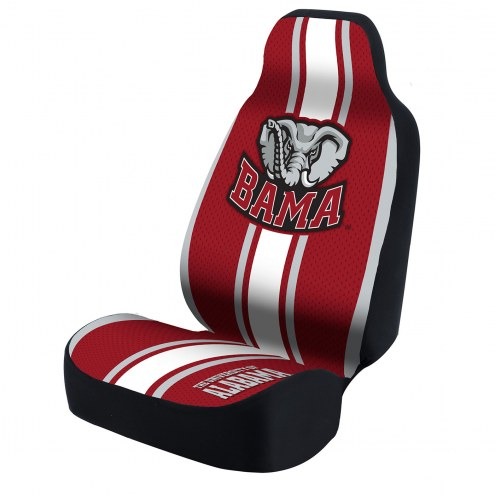 Alabama Crimson Tide Universal Bucket Car Seat Cover