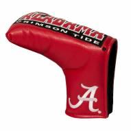 Alabama Crimson Tide Vintage Golf Blade Putter Cover