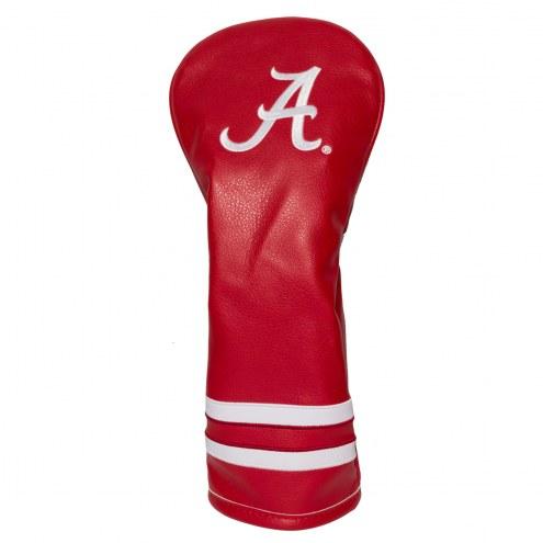 Alabama Crimson Tide Vintage Golf Fairway Headcover