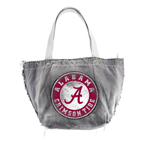 Alabama Crimson Tide Vintage Tote Bag