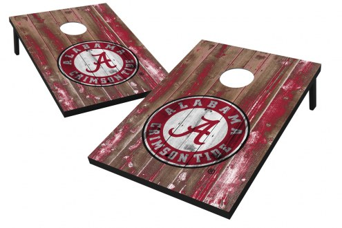 Alabama Crimson Tide Wild Sports Cornhole Set
