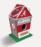 Alabama Crimson Tide Wood Birdhouse