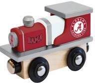 Alabama Crimson Tide Wood Toy Train