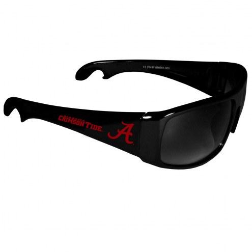 Alabama Crimson Tide Wrap Bottle Opener Sunglasses