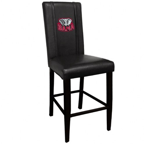 Alabama Crimson Tide XZipit Bar Stool 2000 with BAMA Logo