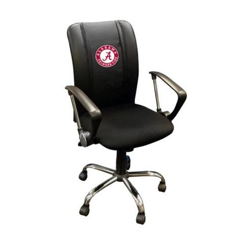 Alabama Crimson Tide XZipit Curve Desk Chair