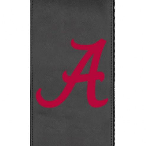 Alabama Crimson Tide XZipit Furniture Panel with A Logo