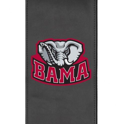 Alabama Crimson Tide XZipit Furniture Panel with BAMA Logo
