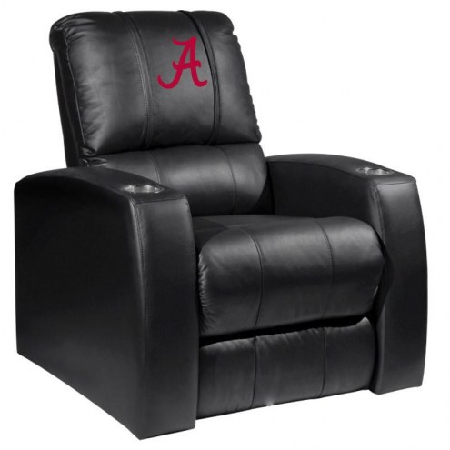 Alabama Crimson Tide XZipit Relax Recliner with A Logo