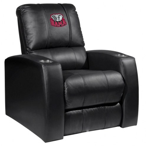 Alabama Crimson Tide XZipit Relax Recliner with BAMA Logo