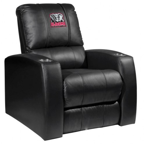 Alabama Crimson Tide XZipit Relax Recliner with Elephant Logo