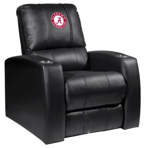Alabama Crimson Tide XZipit Relax Recliner