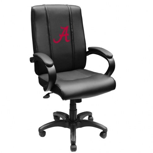 Alabama Crimson Tide XZipit Office Chair 1000 with A Logo