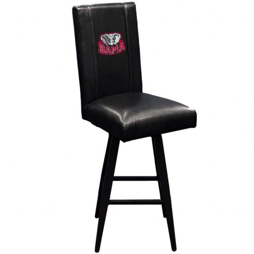 Alabama Crimson Tide XZipit Swivel Bar Stool 2000 with BAMA Logo