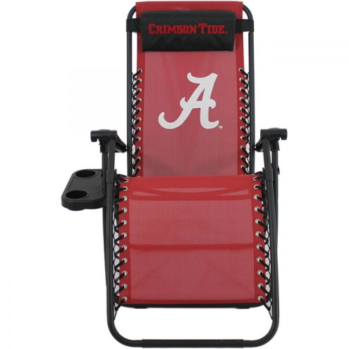 Alabama Crimson Tide Zero Gravity Chair