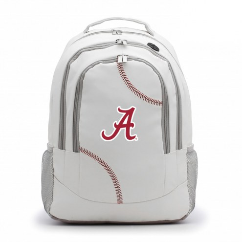 Alabama Crimson Tide Baseball Backpack
