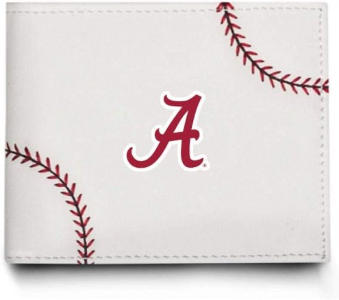 Alabama Crimson Tide Baseball Men's Wallet