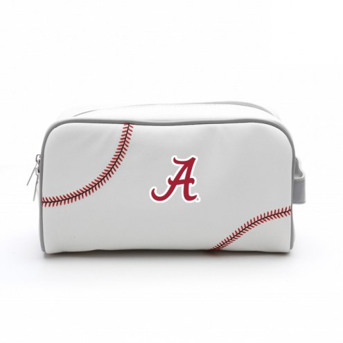 Alabama Crimson Tide Baseball Toiletry Bag