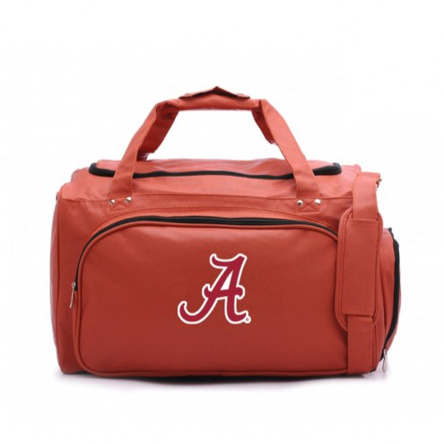 Alabama Crimson Tide Basketball Duffel Bag