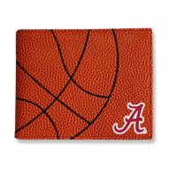 Alabama Crimson Tide Basketball Men's Wallet