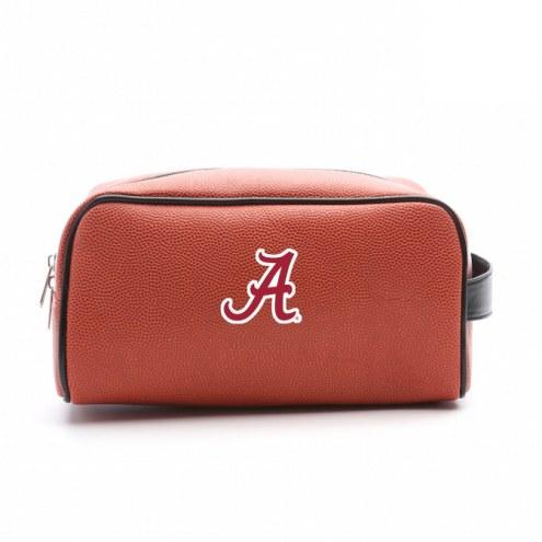 Alabama Crimson Tide Basketball Toiletry Bag