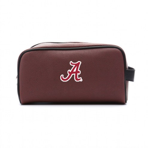 Alabama Crimson Tide Football Toiletry Bag