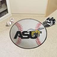 Alabama State Hornets Baseball Rug
