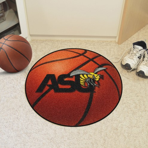 Alabama State Hornets Basketball Mat
