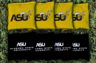 Alabama State Hornets Cornhole Bag Set