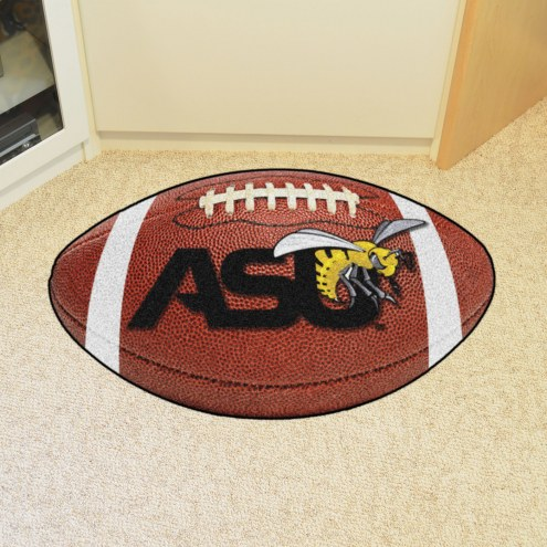 Alabama State Hornets Football Floor Mat