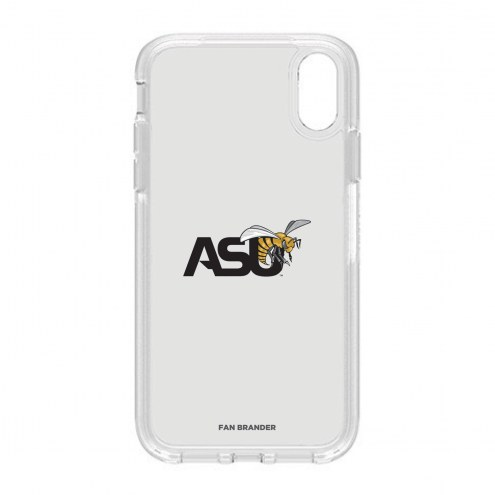 Alabama State Hornets OtterBox iPhone XR Symmetry Clear Case