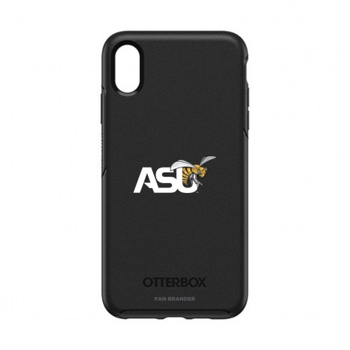 Alabama State Hornets OtterBox iPhone XS Max Symmetry Black Case