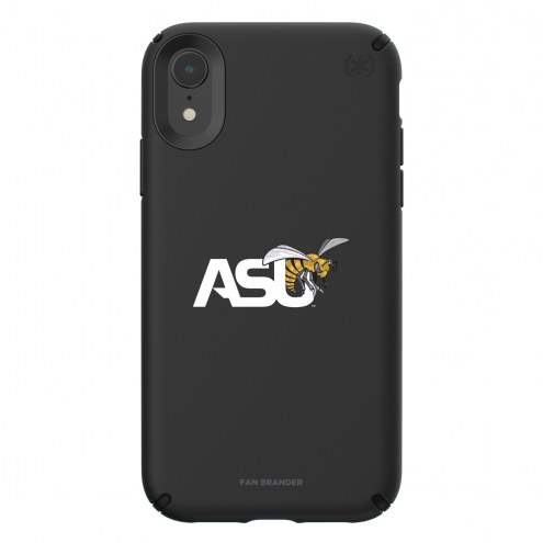Alabama State Hornets Speck iPhone XR Presidio Pro Black Case