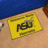 Alabama State Hornets Starter Rug