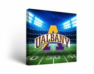 Albany Great Danes Stadium Canvas Wall Art