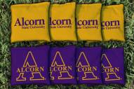 Alcorn State Braves Cornhole Bag Set