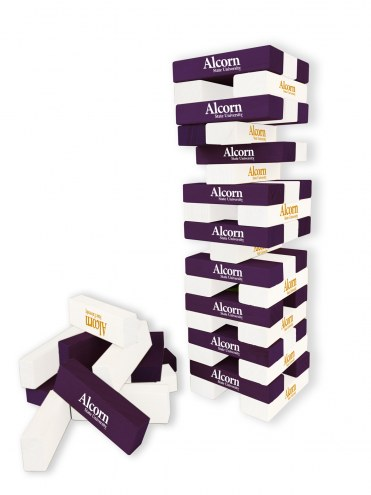 Alcorn State Braves Table Top Stackers