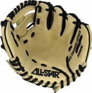 "All Star 9.5"" Pick Fielders Baseball Training Glove - Right Hand Throw"
