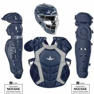 All Star Classic Pro NOCSAE Certified Adult Baseball Catcher's Kit