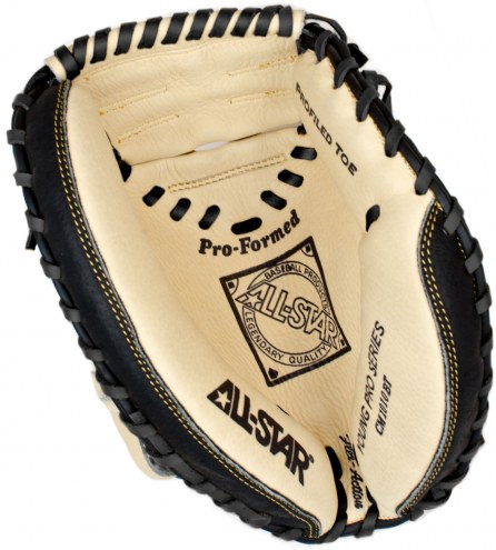 "All Star CM1010BT 31.5"" Youth Catcher's Baseball Mitt - Left Hand Throw"