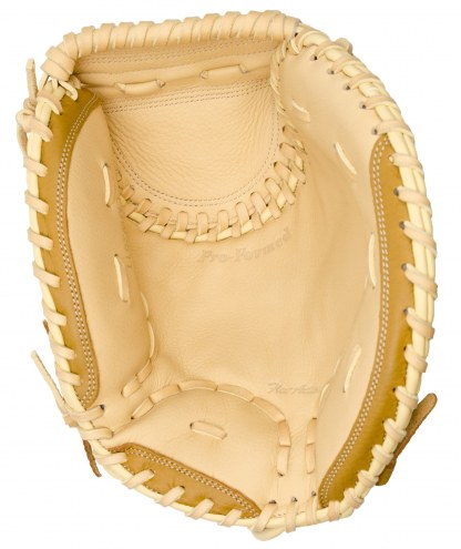 "All Star CMW1011 31.5"" Closed Web Fastpitch Softball Catcher's Mitt - Left Hand Throw"