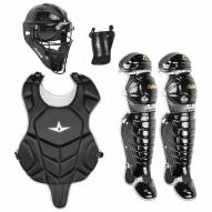 All Star League Series NOCSAE Certified Youth Baseball Catcher's Gear Set - Ages 9-12