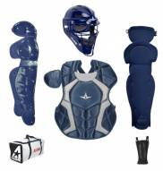 All Star Players Series NOCSAE Certified Youth Catcher's Gear Set - Ages 9-12