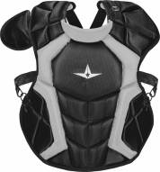 """All Star Players Series NOCSAE Certified 15.5"""" Baseball Catcher's Chest Protector - Ages 12-16"""
