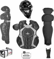 All Star Players Series NOCSAE Certified Youth Catcher's Gear Set - Ages 12-16