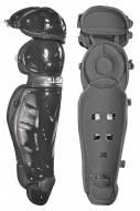 "All Star Pro Model 16.5"" Baseball Catcher's Leg Guards - SCUFFED"