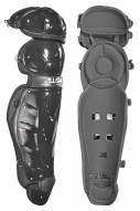 "All Star Pro Model 16.5"" Baseball Catcher's Leg Guards - SCUFFED"