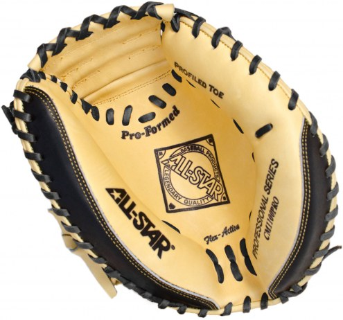 "All Star Pro Advanced CM1100 Youth 31.5"" Catcher's Mitt - Right Hand Throw"